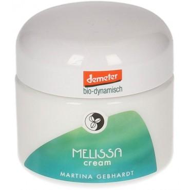 Martina Gebhardt Naturkosmetik - Melisa - Crema facial para pieles mixtas