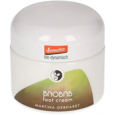Martina Gebhardt Naturkosmetik - Crema de Pies Baobab