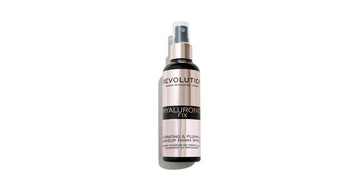 Revolution - Spray Fijador de Maquillaje Hyaluronic Fix