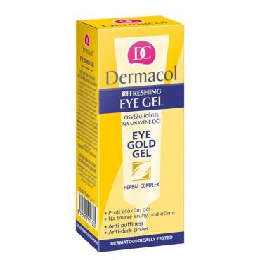 Dermacol - Gel para ojos y labios - Gold
