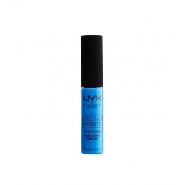 Nyx Professional Makeup - Labial líquido mate Electro Brights - EBRMLC05: Tulum
