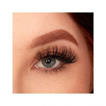 Nyx Professional Makeup - Lápiz para cejas Fill & Fluff - FFEP03: Auburn