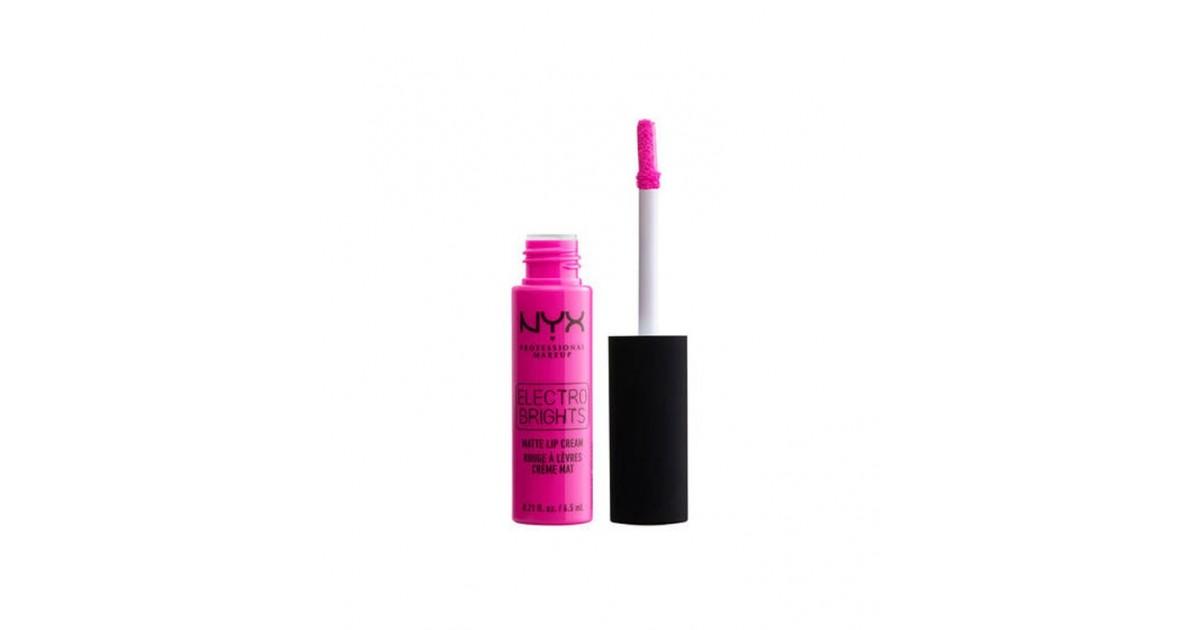 Nyx Professional Makeup - Labial líquido mate Electro Brights - EBRMLC02: Tampa