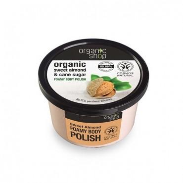 Organic Shop - Almendra Dulce - Exfoliante corporal