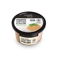Organic Shop - Caña de Azucar - Exfoliante corporal