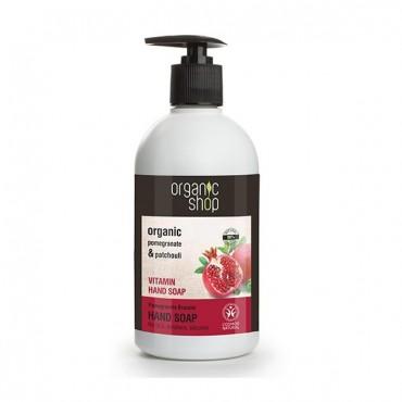 Organic Shop - Granada - Jabón Organico de Manos