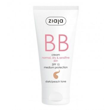 Ziaja - BB Cream - Pieles Normales, Secas y Sensibles - Oscuro