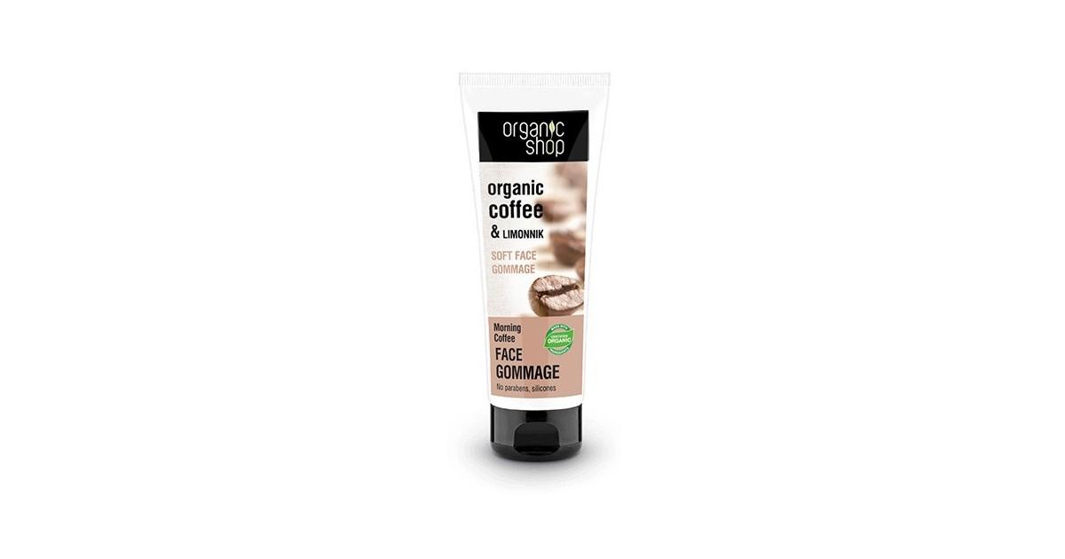 Organic Shop - Café Matinal - Peeling Facial Suave