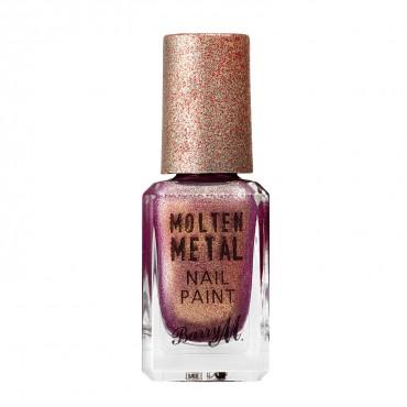 Barry M - Esmalte de Uñas - Molten Metal - Pink Luxe