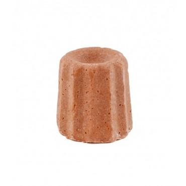 Lamazuna - Champú sólido vegano - Cabello seco: Naranja y aceite de argán