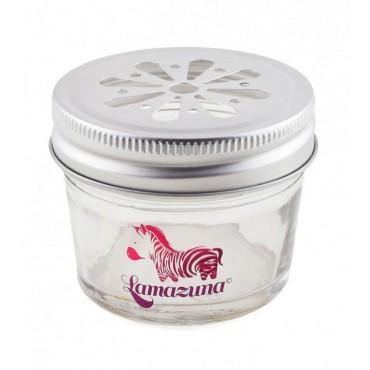 Lamazuna - Tarro de Cristal para almacenar Jabón Sólido