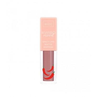 Wibo - WIBOmood - Labial Líquido -Spicy Lips Matte Edition - 2