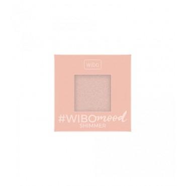 Wibo - WIBOmood - Iluminador en polvo Shimmer - 2: Sweet Candy