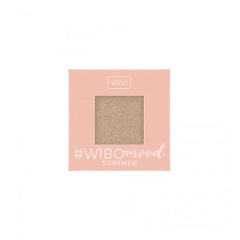 Wibo - WIBOmood - Iluminador en polvo Shimmer - 1: Delicious Toffie