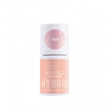 Wibo - Esmalte de uñas Hybrid - 05: Rich