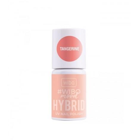 Wibo - WIBOMOOD - Esmalte de uñas Hybrid - 02: Tangerine