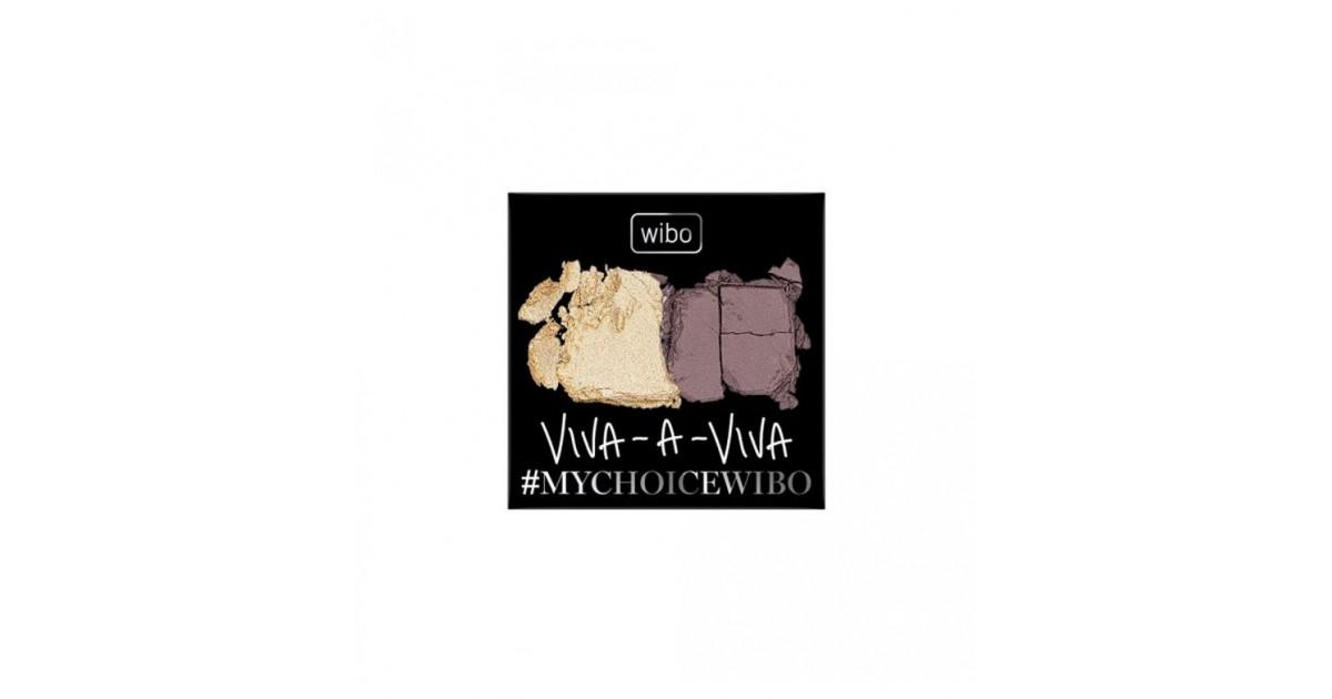 Wibo - MYCHOICEWIBO - Dúo de sombras Viva-A-Viva - 1: Allure