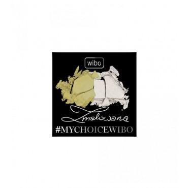 Wibo -  MYCHOICEWIBO - Dúo de sombras Zmalowana - 4: High Risk