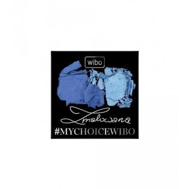Wibo -  MYCHOICEWIBO - Dúo de sombras Zmalowana - 2: Indigo Bunting