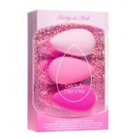 BeautyBlender - Trío de esponjas de Maquillaje - Pretty in Pink