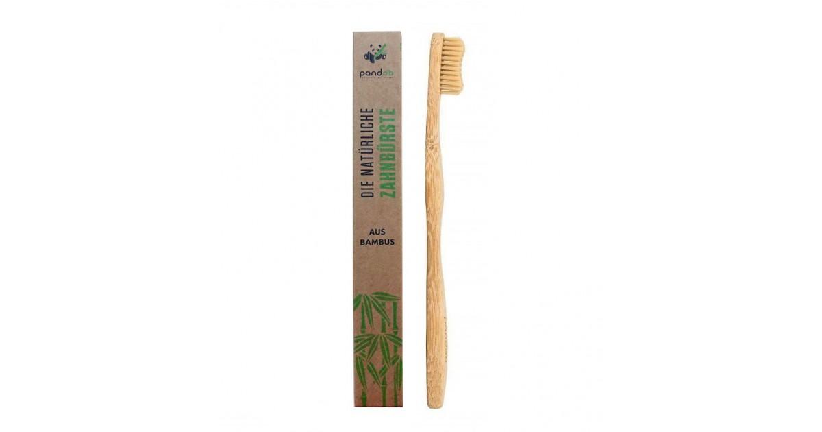Pandoo - Cepillo de dientes de bambú
