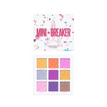 Jeffree Star Cosmetics - *Jawbreaker collection* - Paleta de Sombras de Ojos - Mini-Breakerer