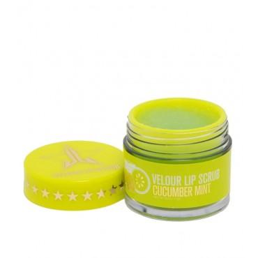 Jeffree Star Cosmetics - *Jawbreaker collection* - Exfoliante de Labios Velour - Cucumber Mint