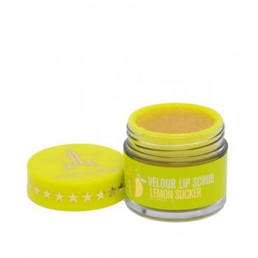 Jeffree Star Cosmetics - *Jawbreaker collection* - Exfoliante de Labios Velour - Lemon Sucker