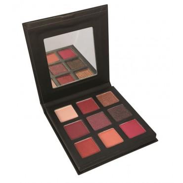 Technic Cosmetics - Paleta de sombras Pressed Pigments - Intrigued
