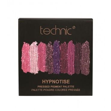 Technic Cosmetics - Paleta de sombras Pressed Pigments - Hypnotise