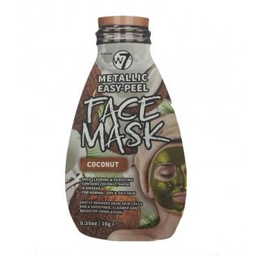 W7 - Mascarilla facial metálica - Coco