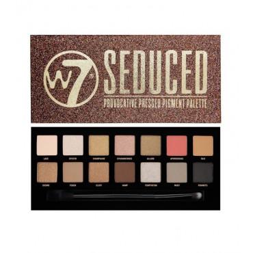 W7 - Paleta de sombras Seduced