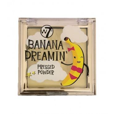 W7 - Polvos compactos Banana Dreamin'