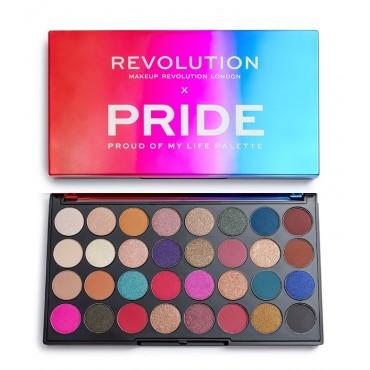 Revolution - Paleta de sombras X Pride - Proud Of My Life