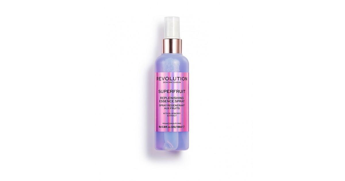 Revolution Skincare - Spray Facial Rellenador - Súperfrutas