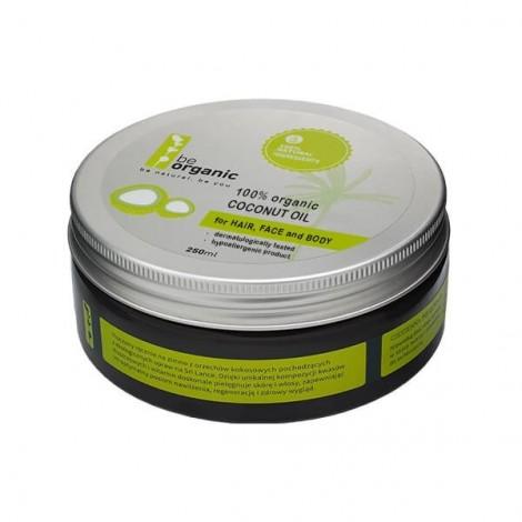 Be Organic - Aceite 100% Orgánico - Coco