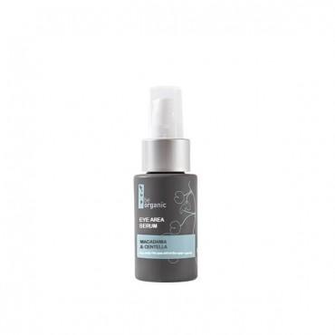 Be Organic - Serum Contorno de Ojos - Aceite de Macadamia & Centella