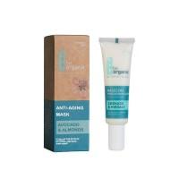 Be Organic - Mascarilla facial Antiedad - Aguacate & Almendras