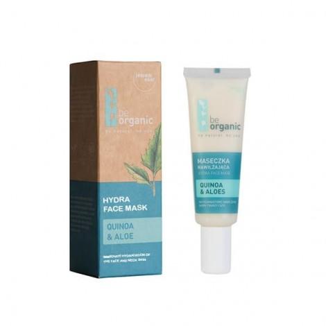 Be Organic - Mascarilla facial Hydra - Quinoa & Aloe