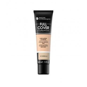 Bell - Base de maquillaje hipoalergénica Full Cover - 03: Vanilla