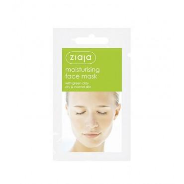 Ziaja - Mascarilla Facial Hidratante - Arcilla Verde