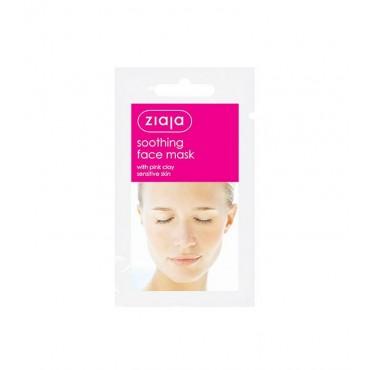 Ziaja - Arcilla Rosa - Mascarilla Facial Calmante