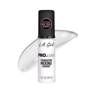 L.A. Girl - Mezclador para base de Maquillaje PRO.color - GLM711 White