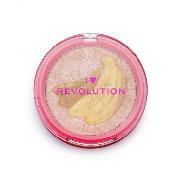 I Heart Revolution - Iluminador en polvo Fruity - Banana