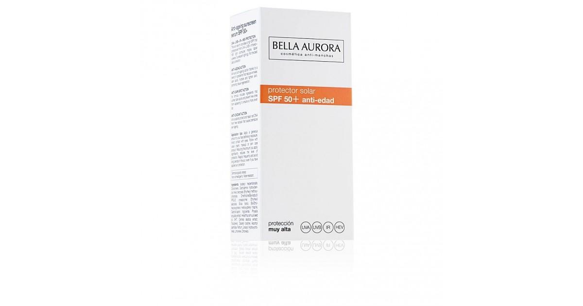 Bella Aurora - Anti-edad - Gel crema solar anti-manchas - SPF50 50 ml