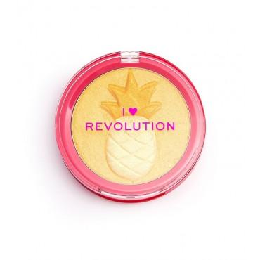 I Heart Revolution - Iluminador en polvo Fruity - Pineapple