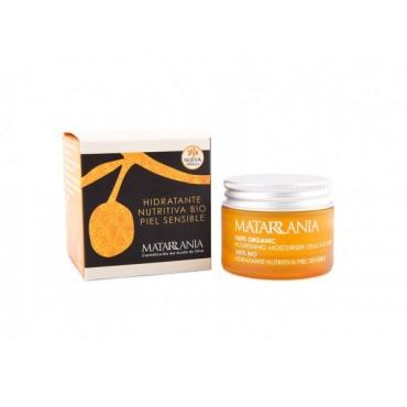 Matarrania - 100% Bio - Hidratante Nutritiva - Piel Sensible