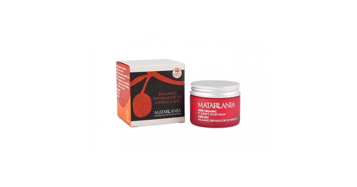 Matarrania - 100% Bio - Balsamo Reparador de Hiperico