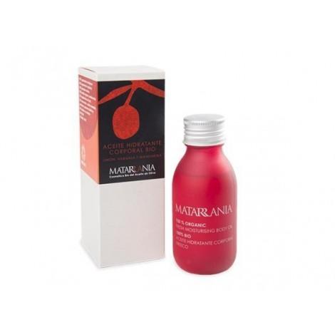 Matarrania - 100% Bio - Aceite Hidratante Corporal - Limon Naranja y Mandarina