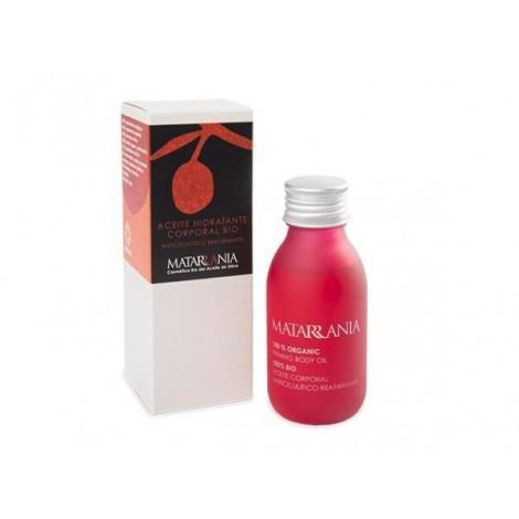 Matarrania - 100% Bio - Aceite Hidratante Corporal - Anticelulítico Reafirmante